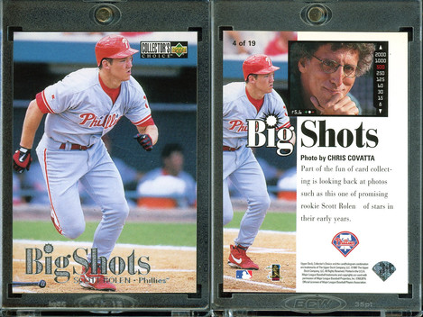 1997 Collector's Choice - Big Shots #4