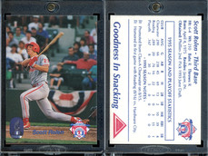 1995 Reading Phillies Eastern League Cha