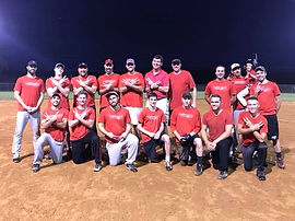 Tabernacle PCA Softball - Championship 2018