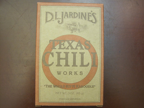 D.L. Jardines Texas Chilli mix