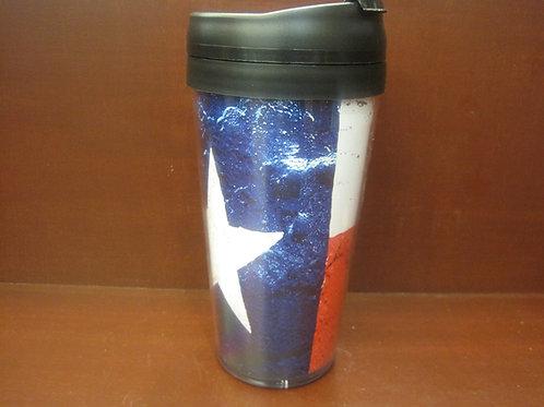 Texas Flag Travel Mug