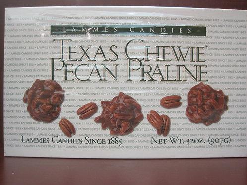 Texas Chewie Pecan Praline 32 Oz