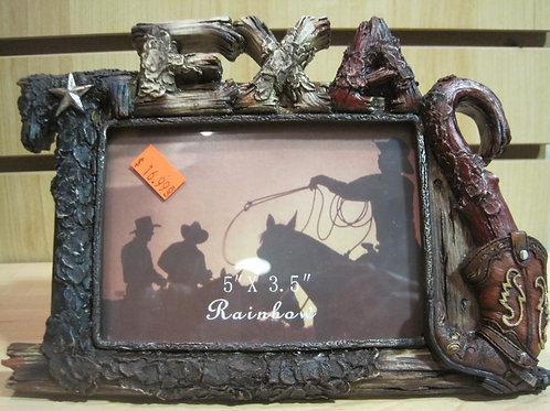Texas photo frame