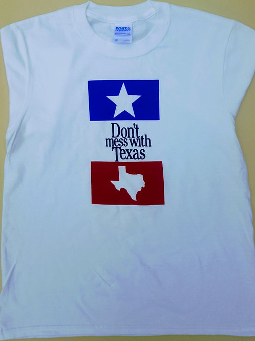 Don't Mess With Texas Youth shirt