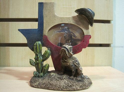 Stylish Texas Photo Frame