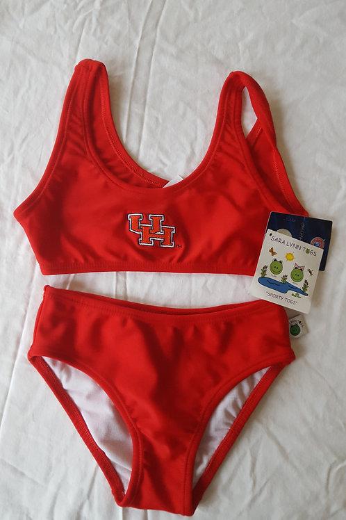 UH girls bikini swimming costume