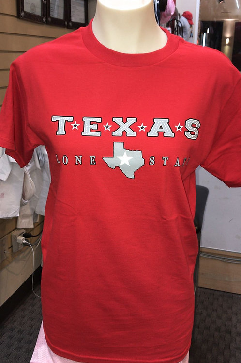 Texas Red T-shirt