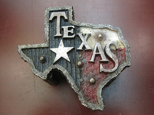 Texas shaped container
