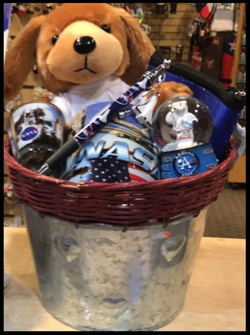 NASA gift basket
