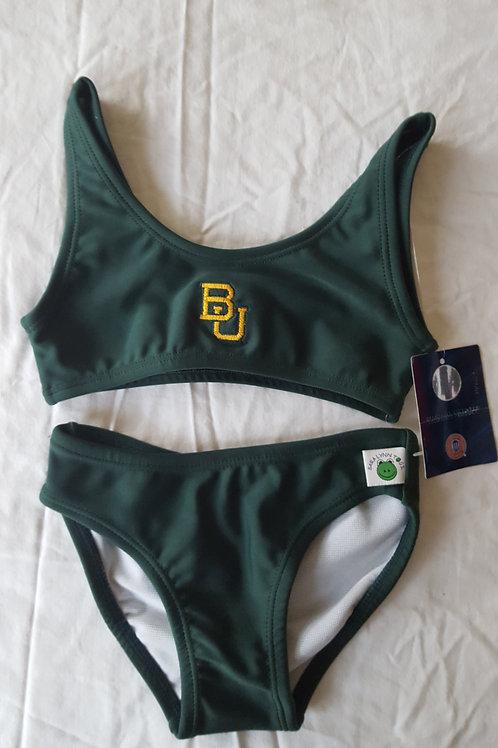 Baylor Girls bikini swimming costume