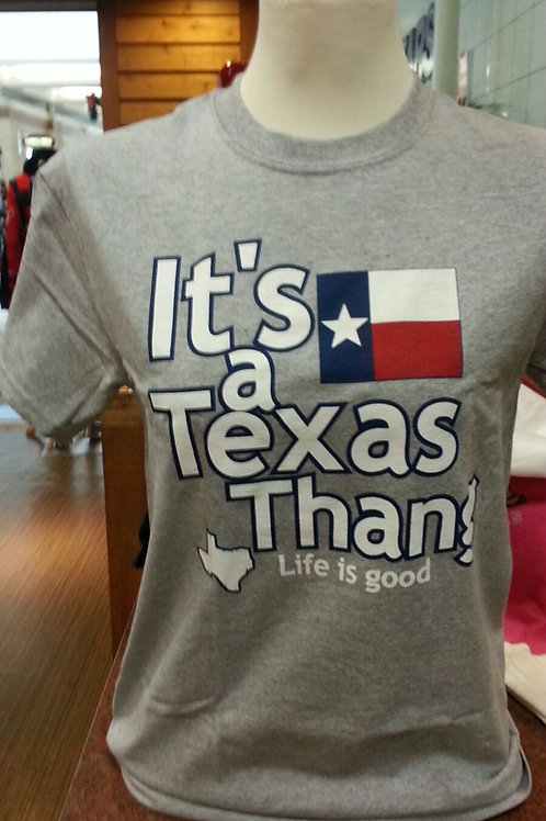 It's a Texas Thang: Life is good
