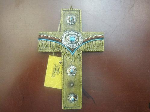 Texas Cross Ornament