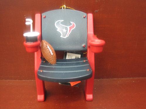 Texan's Mini Chair Ornament