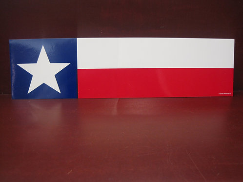 Original Texas Flag Sticker