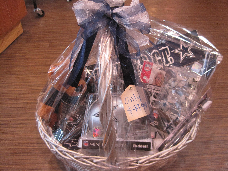 Gift of Texas | Dallas Cowboys gift basket