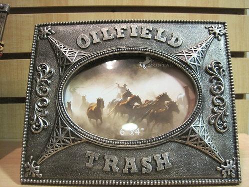 Oilfield Photo Frame