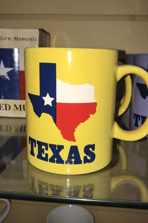 Texas Coffee cup