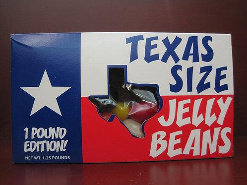 Texas Size Jelly Beans 1 pound