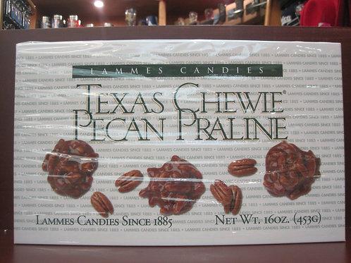 Texas Chewie Pecan Praline 16 oz