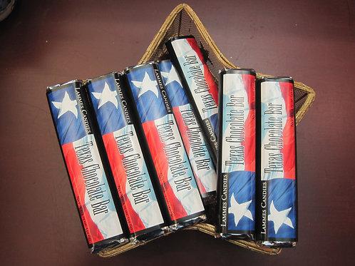 Texas Chocolate Bar