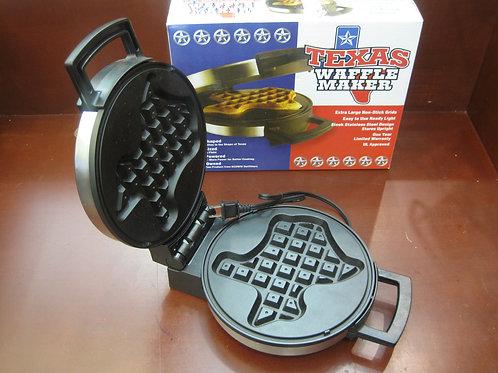 Waffle Maker & More - Texas Shaped