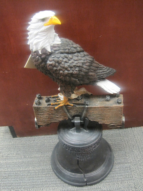 Eagle with Bell