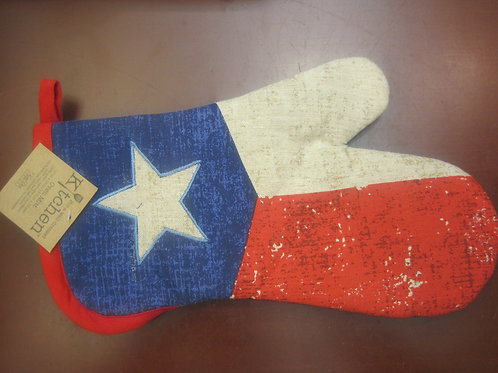 Rustic Texas Glove