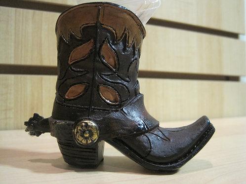 Texas Boot Toothpick Holder