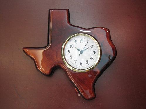 Texas Shaped Clocks