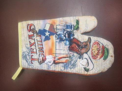 Texas Chili Kitchen Glove