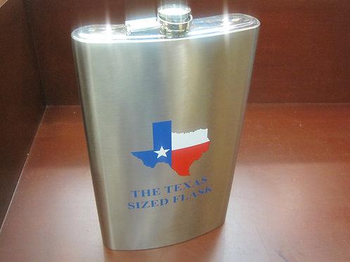Texas Sized Flask 62 oz