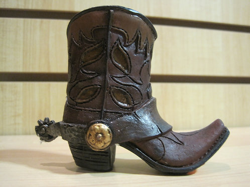 Cowboy Boot Toothpick Holder