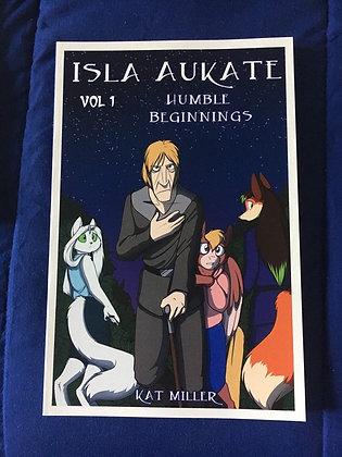 Isla Aukate Vol. 1