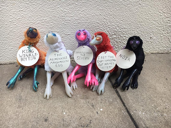 Dolphoria Art Dolls