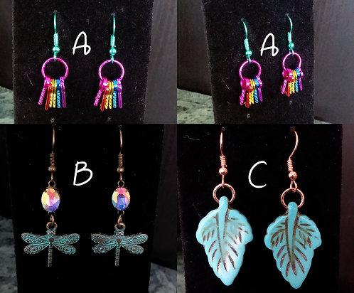 Earrings - Series 8