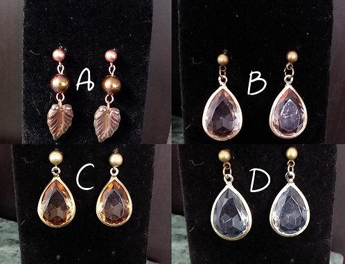 Earrings - Series 6