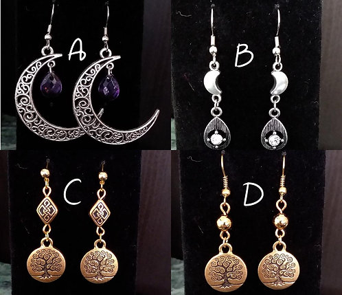 Earrings - Series 7