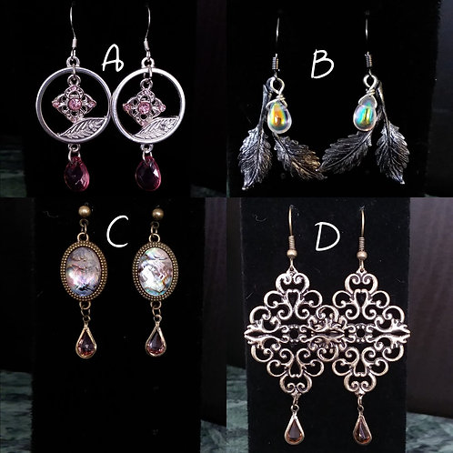 Earrings - Series 3