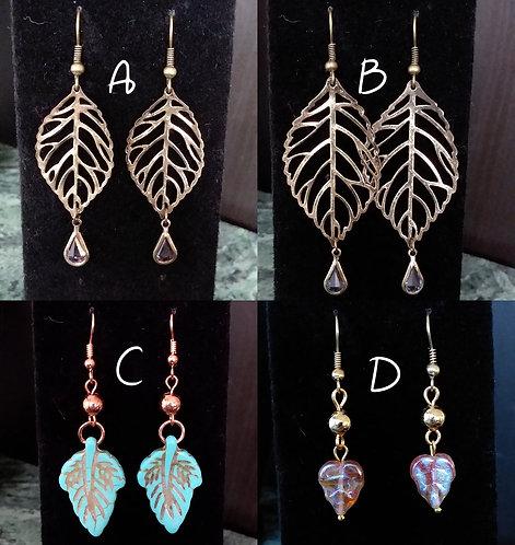 Earrings - Series 4