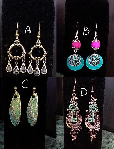 Earrings - Series 1
