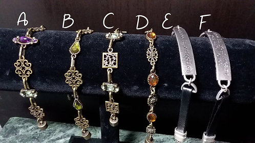 Bracelets - Series 1