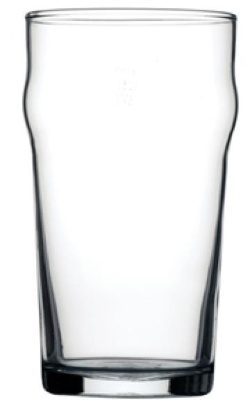 Nonic Pub Glass