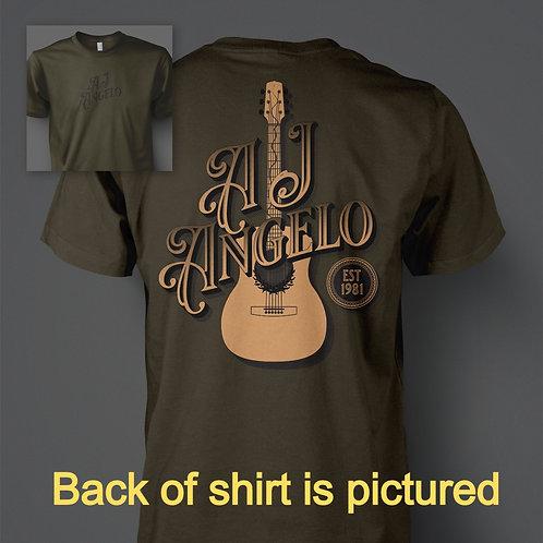 AJ Est 1981 Guitar T-Shirt