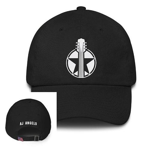 AJ Rustic Logo Hat