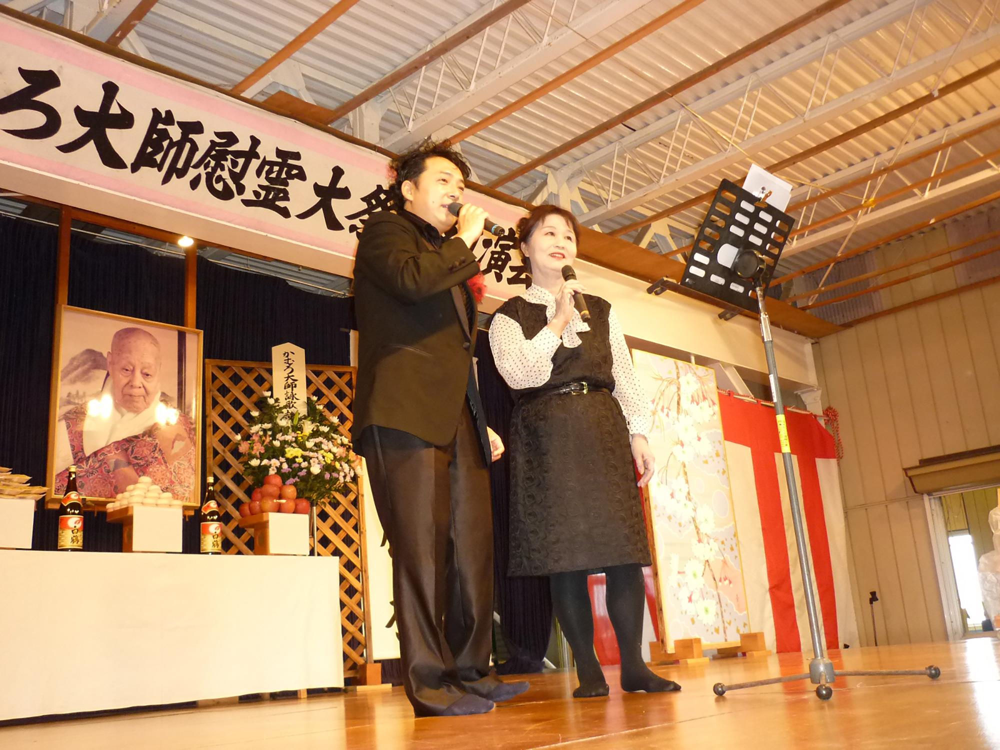 春季・秋季慰霊大祭(会場:本堂・奥の院)665