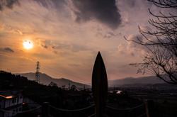和歌山朝日夕日百選の地