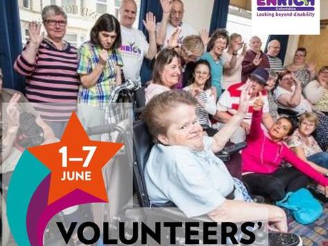 It's National Volunteers Week