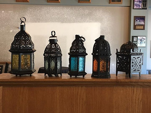 Black Lanterns
