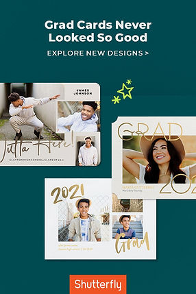 Explore New Graduation Cards From Shutte