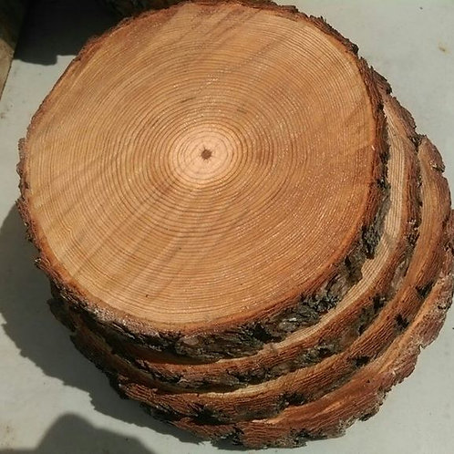 12 inch wood rounds